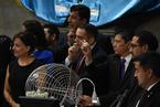危地马拉摇号选委员会 决定是否剥夺总统豁免权
