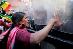 玻利维亚取缔古柯种植园 致两人死亡引发抗议
