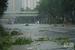 """超强台风""""山竹""""迫近香港 风雨肆虐草木摧折"""
