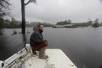 """""""弗洛伦斯""""吹袭美国已致至少15人死 洪水泛滥成灾"""