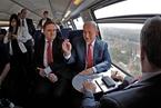 耶路撒冷到特拉维夫高速列车试运行 以总理试坐