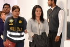 秘鲁最大反对党主席藤森庆子涉嫌洗钱被捕