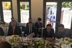 """印尼巴厘岛""""财新国际圆桌""""会议举行 易纲接受财新专访"""