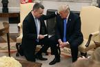 美牧师从土耳其获释 在白宫为特朗普祈祷
