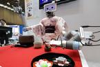 日本电子高新科技博览会 AI机器人备受瞩目