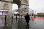 法国隆重纪念一战结束百年 多国领导人出席仪式
