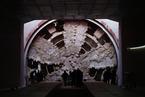 京张高铁清华园隧道贯通 预计明年年底全线通车