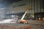 杜嘉班纳争议事件持续发酵 上海大秀秀场被拆