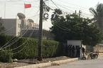 中国驻巴基斯坦卡拉奇领馆遭袭 已有2名警察殉职