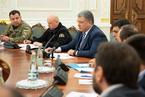 俄军方扣押乌克兰船只 乌总统称将宣布戒严令