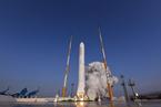 韩国自主研制运载火箭液体发动机试射升空