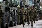 俄罗斯在克里米亚部署第四套S-400防空导弹系统