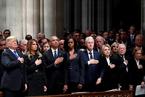一周天下:美国前总统老布什国葬仪式举行