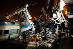 土耳其首都发生火车相撞事故 已造成多人伤亡