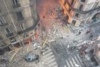 法国巴黎爆炸已致4人死亡数十人受伤