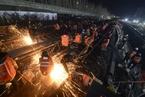 北京地铁13号线改线工程启动
