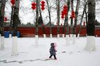 一周天下:北京迎降雪