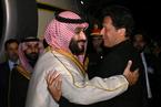 沙特王储访问巴基斯坦 或签100亿美元投资协议