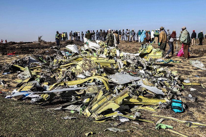 一周天下 埃航ET302航班失事 157人遇难