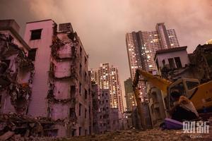 珠江新城最后一个城中村——冼村的最后时光