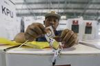 印尼大选将启幕 准备工作紧张进行
