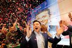 喜剧演员泽连斯基赢得乌克兰总统选举