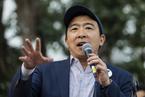 美华裔总统参选人出席竞选集会 大批支持者参加