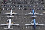 波音737MAX停飞后无处安置 挤占员工停车场
