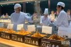 探营G20会场展示厅 领略日本美食、科技与文化