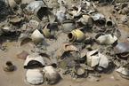 广州大佛寺挖出大批晚唐陶器 揭示古人生活景象