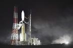 发射台起火 日本H2B火箭发射紧急取消