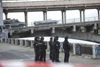 乌克兰一男子威胁炸毁首都桥梁 被特种部队抓获