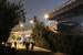 江苏无锡312国道高架桥垮塌 桥下被压小车3辆