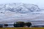 全国多地迎秋季降雪
