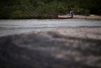 巴西海滩遭石油污染 委内瑞拉船只被指控