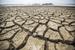江西多地现旱情 鄱阳湖水位跌破10米