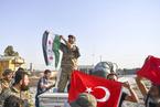 土耳其称已占领叙利亚北部边境城镇 将继续推进