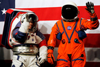 时隔40年 美国航天局发布下一代登月宇航服