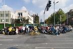 上海普陀區發生嚴重交通事故 已致5死9傷