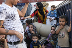 敘利亞難民涌入伊拉克 為偷渡每人花費數百美元