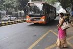 保護女性安全 印度新德里為女性提供免費公交