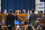 针对总统特朗普的弹劾调查迎来首次公开听证会