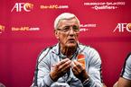 中国男足1:2输给叙利亚 主教练里皮宣布辞职