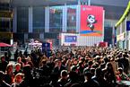 第二届进博会国家展延展第二日 现场人气爆棚