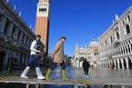 威尼斯80%被淹 水城拉响红色警报