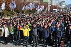 韩国铁路工会开启无限期罢工 要求加人手涨工资