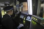 列车司机短缺 西日本铁路公司测试自动驾驶