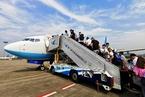 中美航权再起争端:中国航司4个赴美航班客座率被减6成
