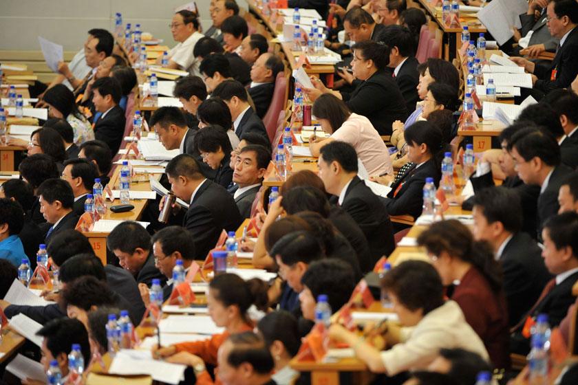 中国省级单位辖区幅员辽阔、人口众多,省级党委班子的组成,对于地方治理得失干系重大。_换届大局