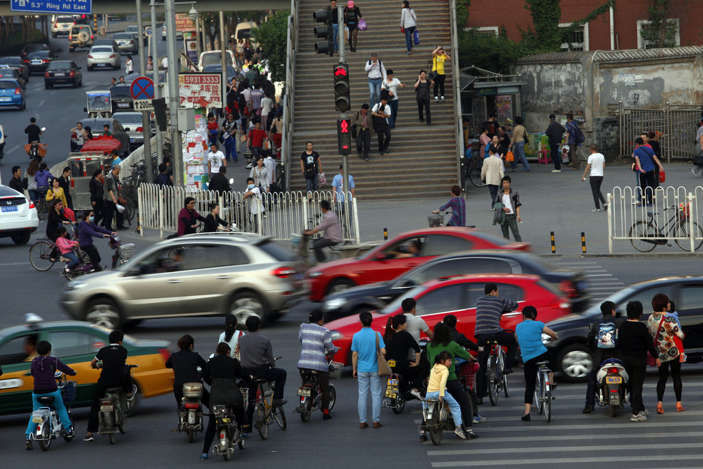The need for mental health services is growing in China. Photo:CFP